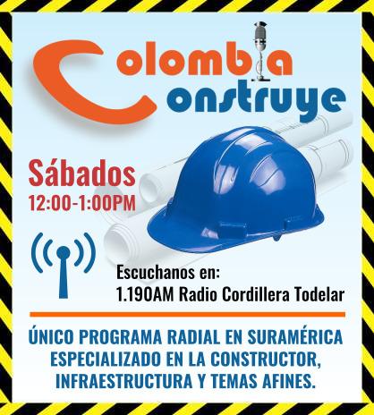 colombia construye programa radial